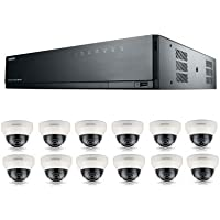 Samsung 16 Channel PoE NVR Kit SRK-5120S