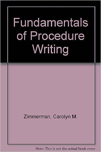fundamentals of writing a book