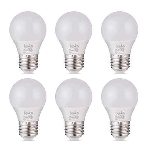12 Volt LED Bulbs E26 Base 12vdc