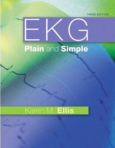 EKG Plain and Simple (3rd Edition)