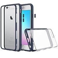 Coque de Protection iPhone 6s Plus RhinoShield Mod Housse modulaire protectrice avec Absorption des Chocs [Tests de Chutes 3,5 mètres en vidéo] - Aussi Compatible pour 6 Plus - Bleu Foncé