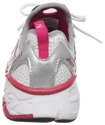 ZOOT Energy 3.0 Zapatilla de Running Señora Blanco/Negro/Plata/Rosa