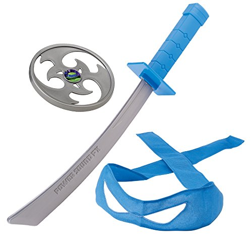 Teenage Mutant Ninja Turtles Combat Gear Leonardo Power Sound Sword Roleplay -