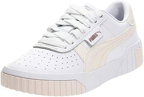 Puma Cali, Women's Sneakers, White, 36