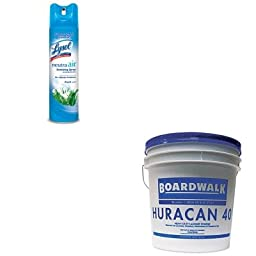 KITBWKHURACAN40RAC76938EA - Value Kit - Boardwalk Low Suds Laundry Detergent (BWKHURACAN40) and Neutra Air Fresh Scent (RAC76938EA)