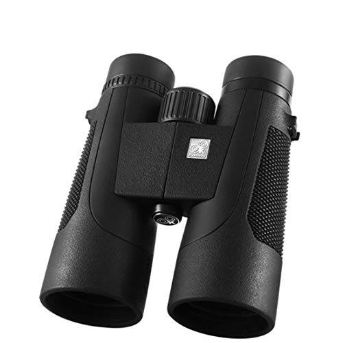 - Hyue Heights Power High Definition Binoculars Nitrogen Raincoat 10X42 Large Caliber (Color : Black)