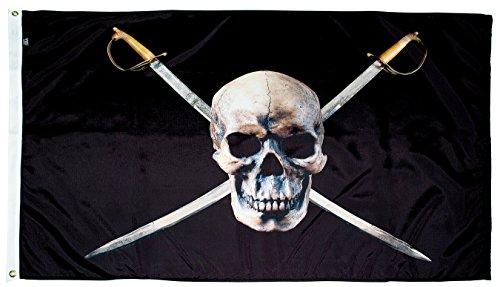 Nylon Pirate Flag - 5