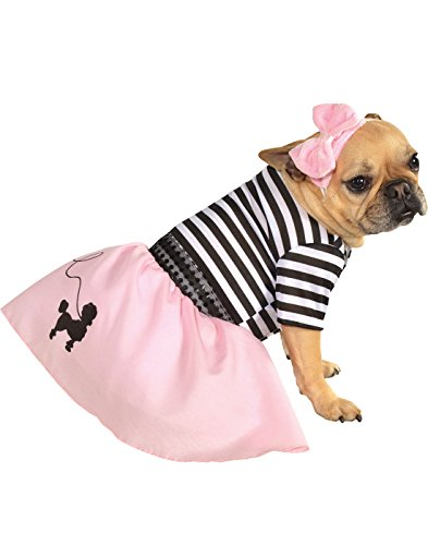 Rubie's 50s Girl Pet Costume, Medium]()
