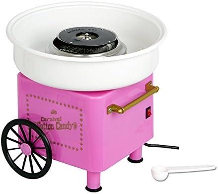 Máquina para hacer algodón de azucar: Amazon.es: Juguetes y juegos