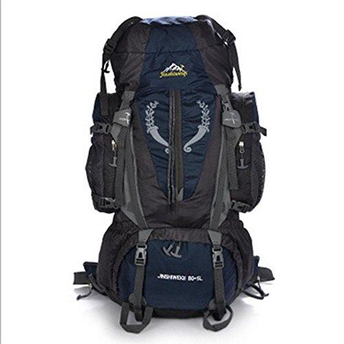 Outdoor Bergsteigen Tasche Wasserdicht Breathable Rucksack Auf Fuß Camping Paket