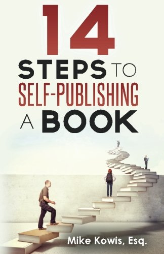 14 Steps to Self-Publishing a Book