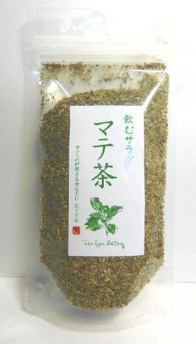 Mate tea (green) * healthy herbal tea by Mate tea (green) ¦ Genki
