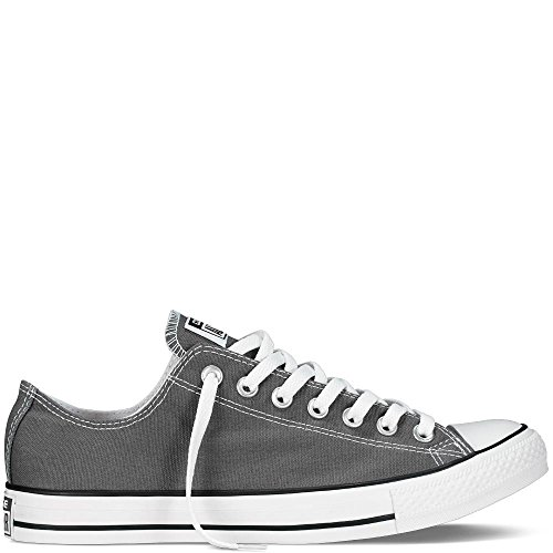 Unisex Converse Chuck Charcoal Adults' Season Trainers All Ox Star Taylor 1xxdaw7