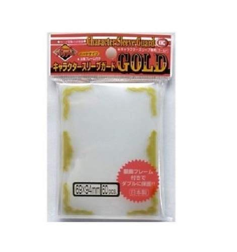 KMC Over Sized Gold Over Sleeves Character