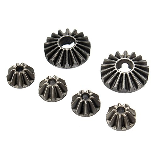 Quickbuying Vkarracing 1/10 4WD Diff Gear 9T And 18T ET1082 For 51201 51204 RC Car
