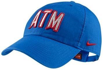 Nike ATM Mens Core Cap - Gorra de fútbol para hombre, color azul ...