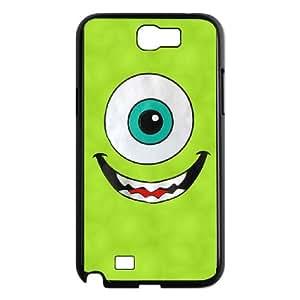 Bdem Monsters, Inc Samsung Galaxy N2 7100 Cell Phone Case Black