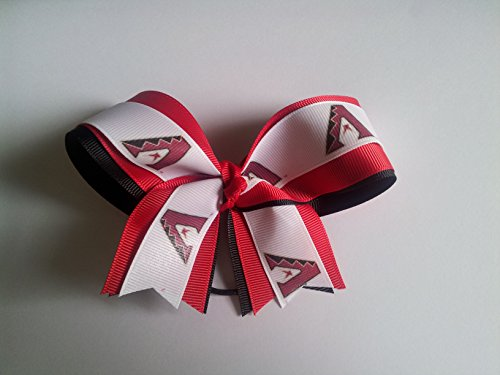 Diamondbacks Hair Bow