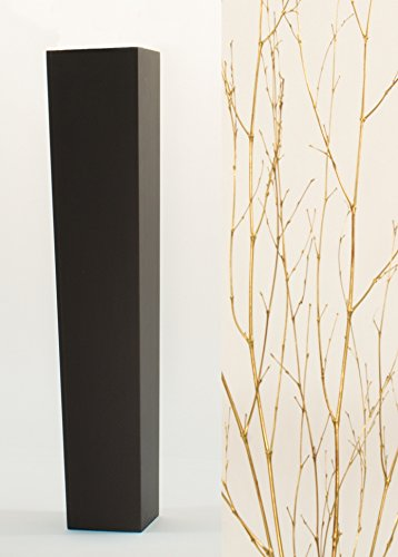 Amazon Greenfloralcrafts Gold Branches In Slender Tapered Black