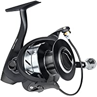 RUNCL Spinning Reel GRIMⅠ, Fishing Reel with Left/Right...