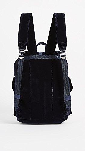 Leather X Tan Small Herschel noir noir Peacoat Synthetic Dawson 4qT5wY7
