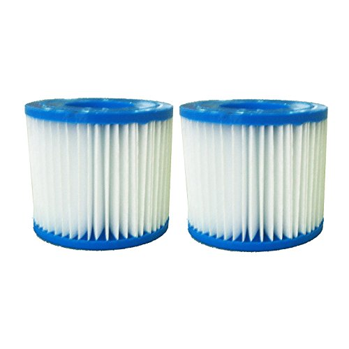 (Tier1 Replacement for C-4313 Pleatco PBW4PAIR, Unicel C-4313, Filbur FC-3753 Filter Cartridge)