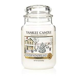 Amazon.com: Yankee Candle Winter Wonderland Large Jar