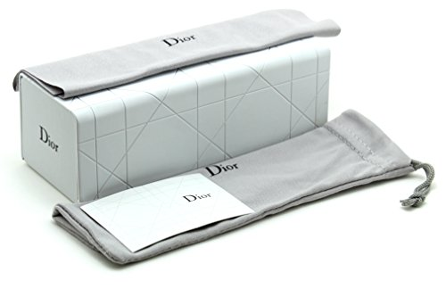 Dior Sunglass Eyeglass Magnetic Hard Case w/Dior Cleaning Cloth and Soft Pouch ()