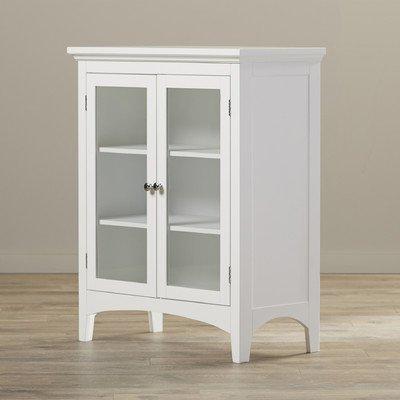 448bafd2970e7 Amazon.com  Standard Sumter Double Freestanding Floor Cabinet ...