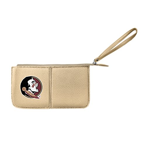 Florida State Card Credit (NCAA Florida State Seminoles Pebble Wristlet)