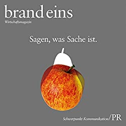 brand eins audio: Kommunikation/PR