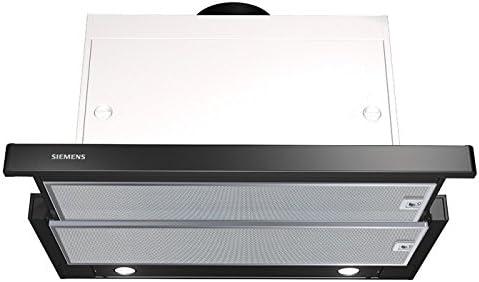 Siemens iQ300 LI15560CH - Campana (390 m³/h, Canalizado/Recirculación, D, g, C, 66 dB): Amazon.es: Hogar