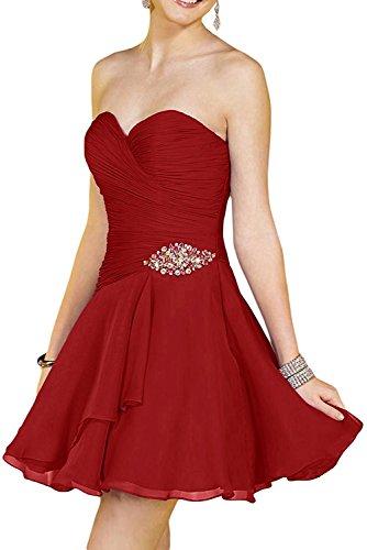 Cocktailkleider Mini Royal mia Tanzenkleider Braut La Abschlussballkleider Rot Abendkleider Elegant Blau Partykleider 4pwZ71Yq