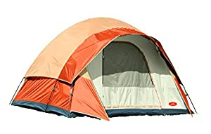 Texsport 6 Person Beech Point Dome Family Camping Backpacking Tent