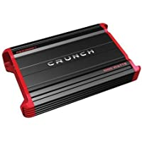 Crunch PZX10001 CRUNCH 1 x 500 @ 4 Ohms, 1x 1000 @ 2 Ohms, A/B Class