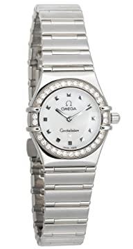 Omega Women's 1465.71.00 Constellation My Choice Quartz Mini Watch