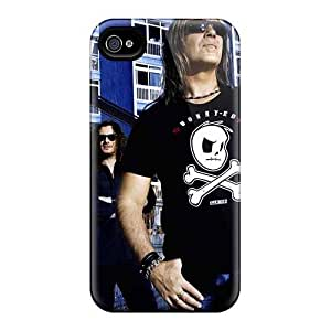 Best Cell-phone Hard Covers For Iphone 4/4s (wtY10053aARM) Custom Trendy Aerosmith Band Series