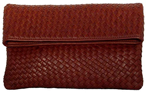 Zur Over Woven Glove Leather Women's Clutch in Fold Robert 'Joyce' vwqdFBB