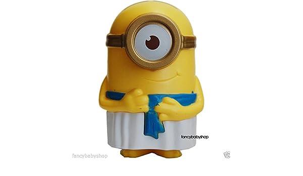 Mcdonalds 2015 Minions parlante egipcio Minion #6 Happy Meal USA lanzamiento .HN#GG_634T6344 G134548TY99956: Amazon.es: Juguetes y juegos