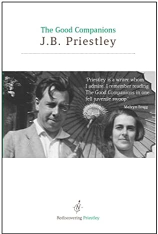 book cover of The Good Companions
