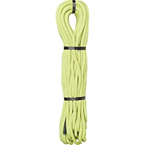 Petzl - MAMBO WALL 10.1, Single Rope for Indoor Climbing, Yellow, 30 m