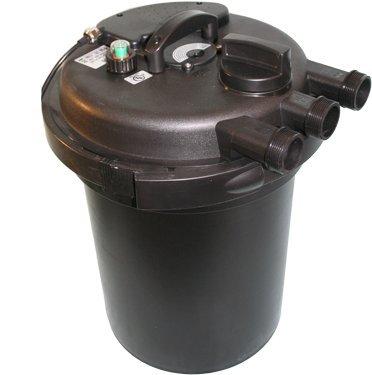ProEco EZ-2000 Pressure Filter - 2000 Gallon Pond Capacity with 18 Watt ()