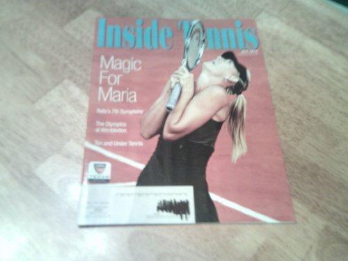 Inside Tennis magazine, July 2012-Maria Sharapova Completes her Career Grand Slam