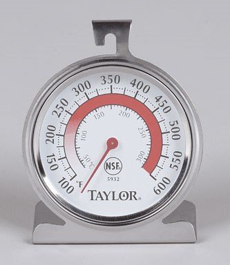 Taylor Classic Series Large Dial Oven Thermometer (4) by Taylor Precision Products