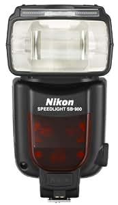 Nikon SB-900 AF Speedlight Flash for Nikon Digital SLR Cameras