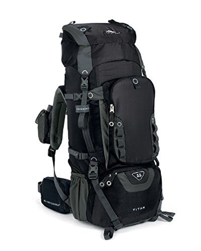High Sierra Titan 55 Frame Pack, - Trimmer Technical Series