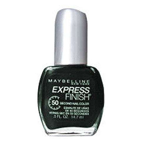 (Maybelline Express Finish Polish GRAND IN GREEN, (Limited Edition))