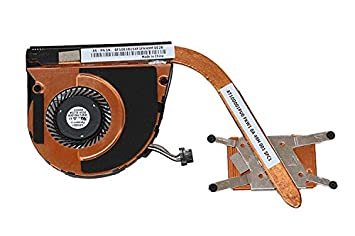 Amazon.com: New Laptop CPU Cooling Fan with Heatsink ...