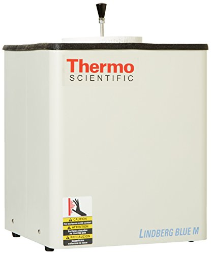 Thermo Fisher Scientific Cf56622c Lindberg Blue M Crucible Furnace  Independent Controller  5  Id Top Opening  8  Chamber Depth  208 240V  50 60 Hz  1700W