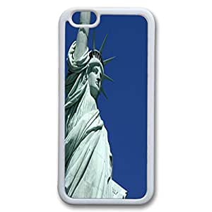 Iphone 6 Case, 2015 Statue Of Liberty IPhone 6 Case In TPU White Online